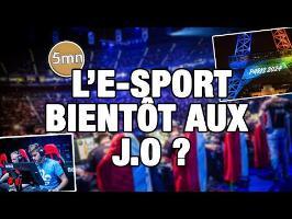 Le jeu vidéo (e-sport), bientôt épreuve aux Jeux Olympiques ?