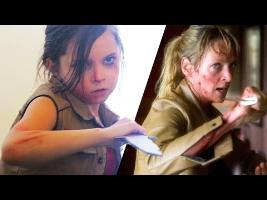 Side By Side: KILL BILL (Re Enacted by Kids)