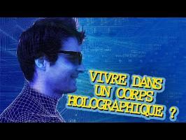VIVRE DANS UN CORPS HOLOGRAPHIQUE ? Vrai Ou Faux #8