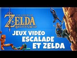 Game Anatomy - Comment Zelda et les autres conçoivent l'escalade