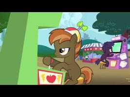 MLP:FiM - Deleted Scene (Hearts and Hooves Day)