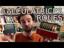 Calculatrices à roues - Machines à calculer #3 - Micmaths
