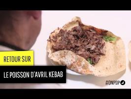 Du chat dans le kebab ? Retour sur notre poisson d'avril 2014