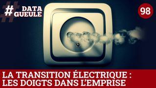 La transition électrique : les doigts dans l'emprise - #DATAGUEULE 98