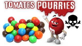 🍅 COMMENT Les M&M's nous ont TRAHI ?! Tomates Pourries !