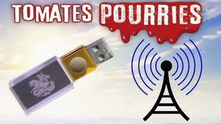 🍅 La CLE USB ANTI 5G !! Tomates Pourries !