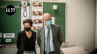 Ouvrez les guillemets - S04E10 - Blanquer et El Haïry font face au péril jeune