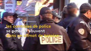 Police : le « business » de l'outrage à agents (sur France TV Info, le 01/04/2019)