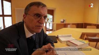 Complément d'enquête - Anthroposophie : l'étrange médecine