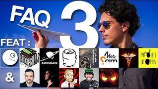 ❓FAQ👻 - Bruno, les vivants ont des messages. (ACTE III) 🔮🧠 - Clément FREZE (Feat. 13 youtubers)