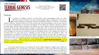 Le Moment Curieux et la pierre fondue chez les Incas - debunk
