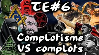 Complotisme VS complots feat. H-Tône - #TraitdEsprit 6