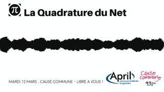 Libre à vous ! Interview de La Quadrature du Net sur la proposition de règlement terroriste et la censure sécuritaire