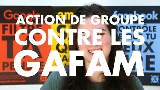 Action de groupe contre les GAFAM - Google