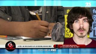 Arthur Messaud de LQDN sur Les Grandes Gueules (RMC) [24/07]