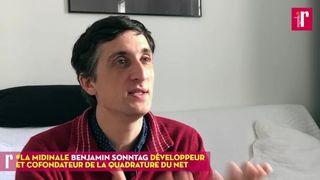 Benjamin Sonntag : « La directive droit d'auteur inscrit dans le droit la censure automatisée » [LaMidinale]