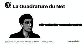 Benjamin Sonntag sur France Info à propos du vote sur la directive droit d'auteur