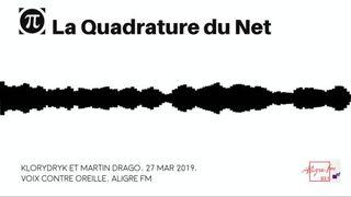 """Les géants du web refusent de se soumettre aux lois européennes : Klorydryk & Martin à """"Voix contre oreille"""" [AligreFM]"""