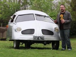 1951 Hoffman : La pire voiture du monde