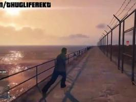 GTA 5 Thug Door