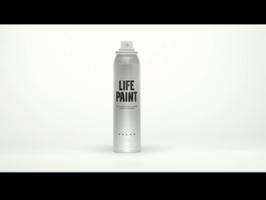 Volvo LifePaint : la peinture invisible