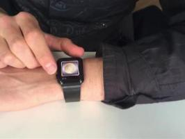 Simon Pierro et l'Apple Watch magique