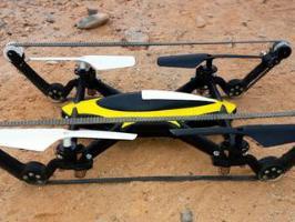B-Unstoppable : le drone tout-terrain