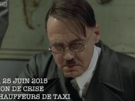 Réunion de crise du syndicat de taxi, le 25 juin 2015