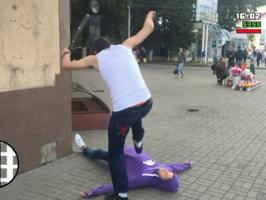 GTA Kursk City : le détournement de GTA San Andreas en vrai