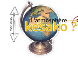 Comment ça marche : la structure de l'atmosphère