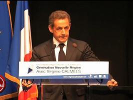 Kamoulox : Sarkozy dit une phrase incompréhensible