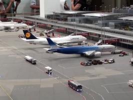 La plus grande maquette d'aéroport au monde