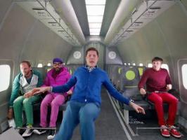 Le clip en apesanteur dans un avion de OK Go