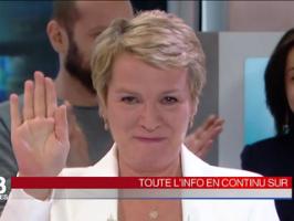 Les adieux d'Elise Lucet au journal de 13 heures de France 2
