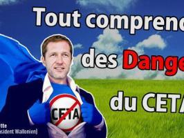 20 Minutes pour tout comprendre des Dangers du CETA.
